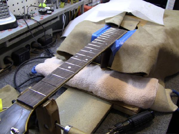 Suade guitar protection blankets