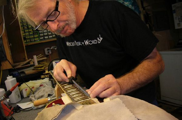 Accu Tech Guitar Repair LLC