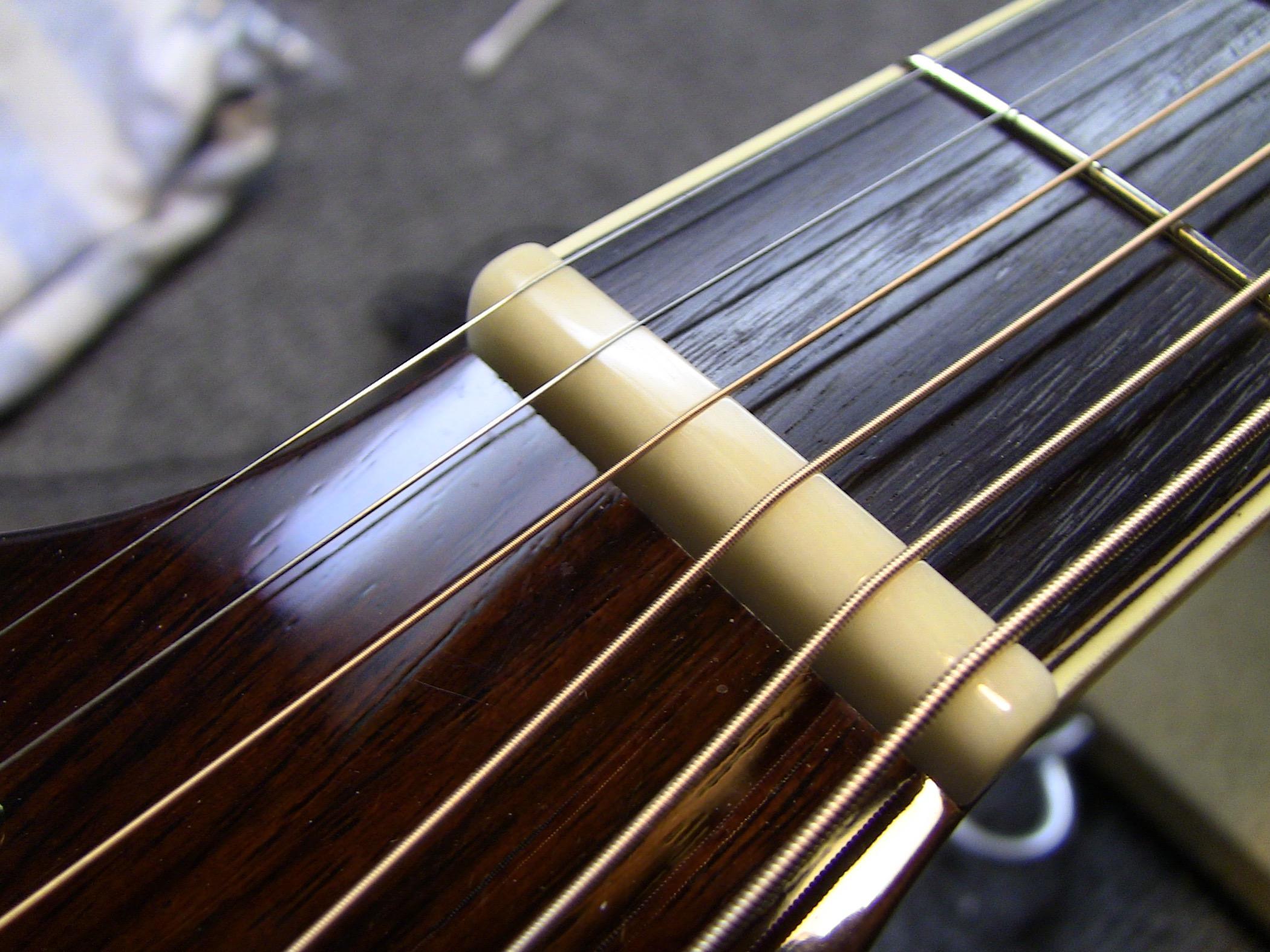 guitar nut replacement. Black Bedroom Furniture Sets. Home Design Ideas
