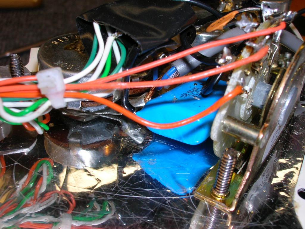 Guitar Electronics Repair | Shielding