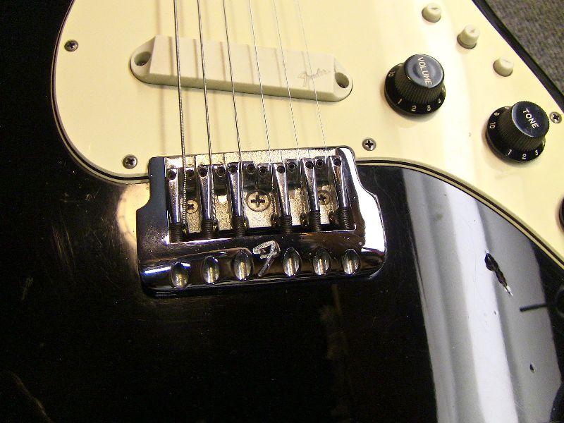 Guitar Saddles